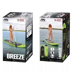 Aqua Marina Irklentė Breeze, žalia, 300x75x10 cm