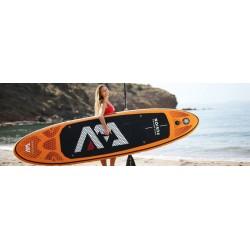 Aqua Marina irklentė Fusion 2019, oranžinė, 315x76x15 cm