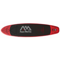 Aqua Marina irklentė Monster 2018, raudona, 365x82x15 cm